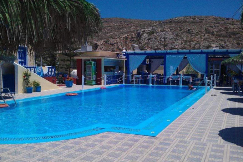 Half Board Santorini Holiday Greece Deals In Travel Wowcher