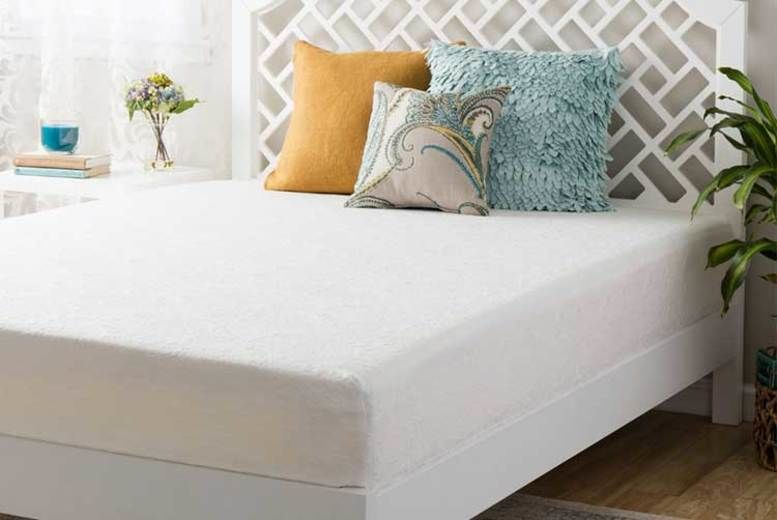 Dream Foam Cool Breeze Memory Foam Mattress - 6 Sizes!