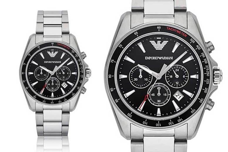 Emporio Armani AR6098 Watch