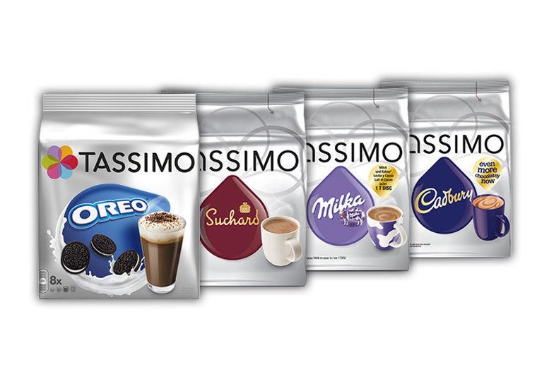 Tassimo Hot Chocolate Megapack Shop Wowcher