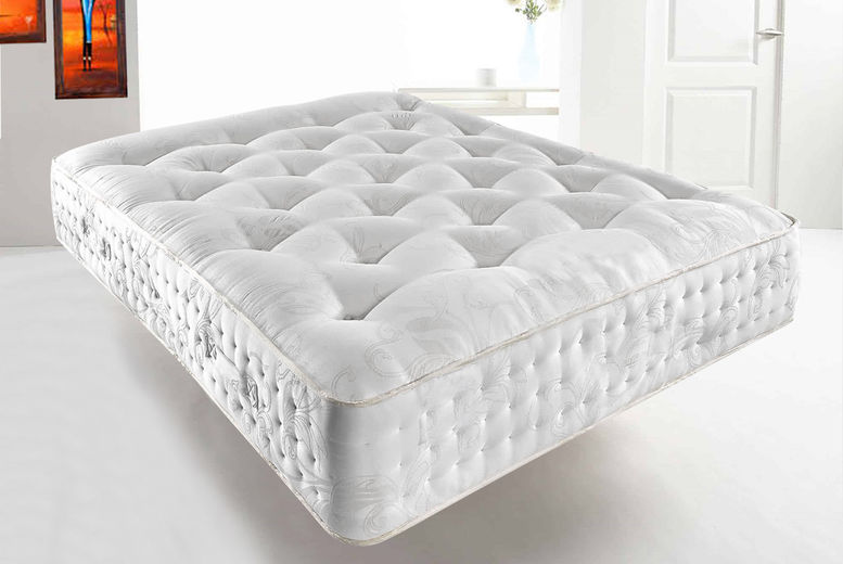 3000 Memory Pocket Sprung Mattress - 4 Sizes!