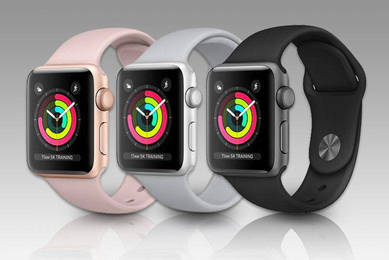 Series 3 Apple Watch | Shop | Wowcher