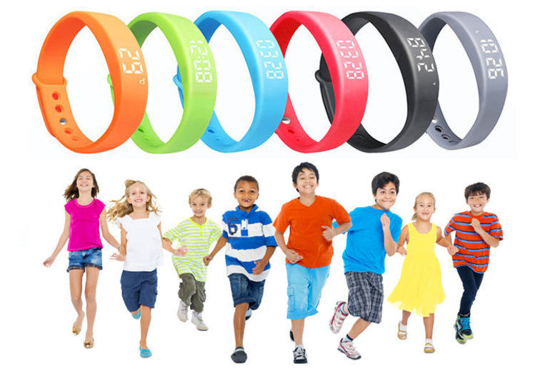 13-in-1 Kids' Smart Fitness Activity Watch - 6 Colours!