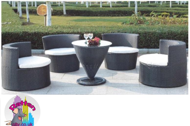 Rattan Garden Furniture London Wowcher