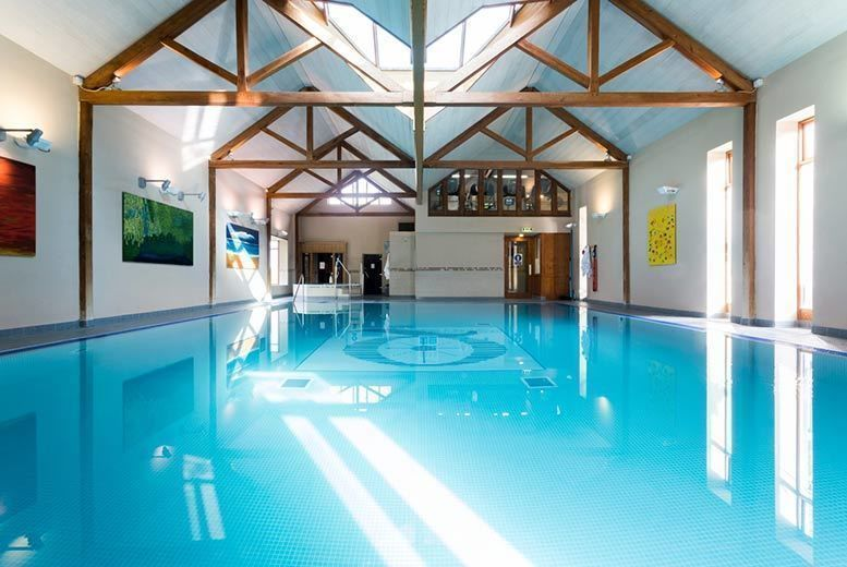 spa day for 2 deals cambridgeshire