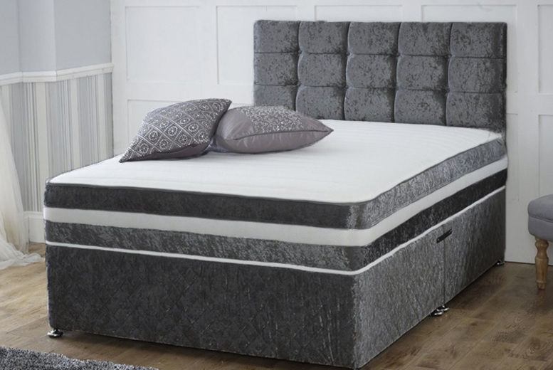 Comfydots Cool-Blue Memory Foam Mattress - 4 Sizes!