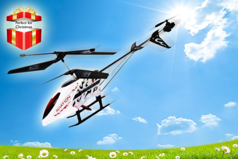 Giant RC Helicopters | Belfast | Wowcher