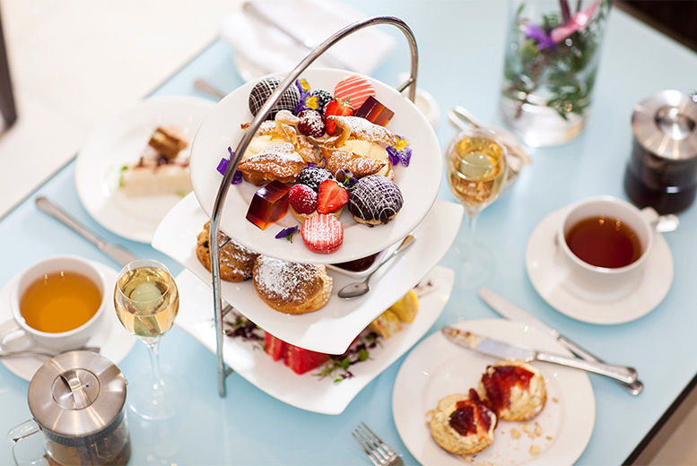 Aft Tea For 2 Amp Prosecco Afternoon Tea Deals In London