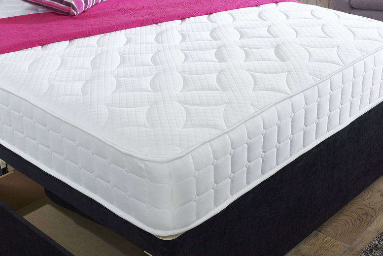 Sybaritic 2000 Spring Memory Foam Mattress - 5 Sizes!