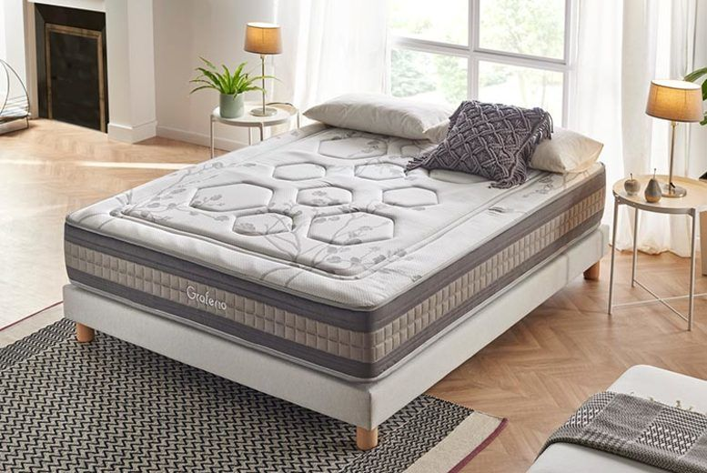 Graphene Pocket Sprung Mattress - 4 Sizes!