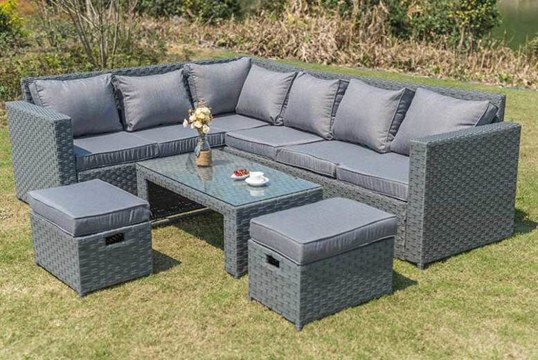 Admirable Garden Furniture Garden Shopping Deals Wowcher Interior Design Ideas Gentotryabchikinfo