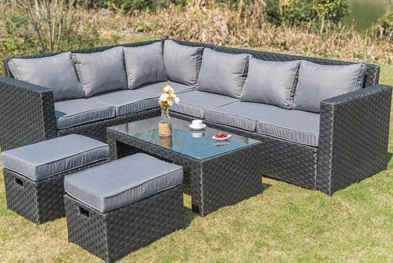 Sensational Garden Furniture Garden Shopping Deals Wowcher Interior Design Ideas Gentotryabchikinfo