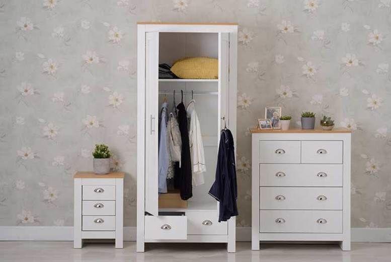 3 or 4Pc Bedroom Furniture Set - 2 Colours!