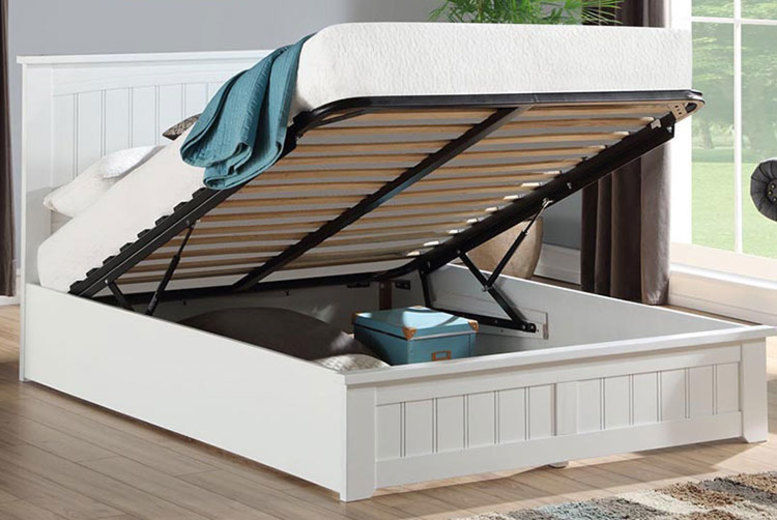 Venice Luxury Storage Bed - Mattress Option!