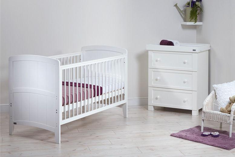 East Coast Cot Bed - 4 Options!
