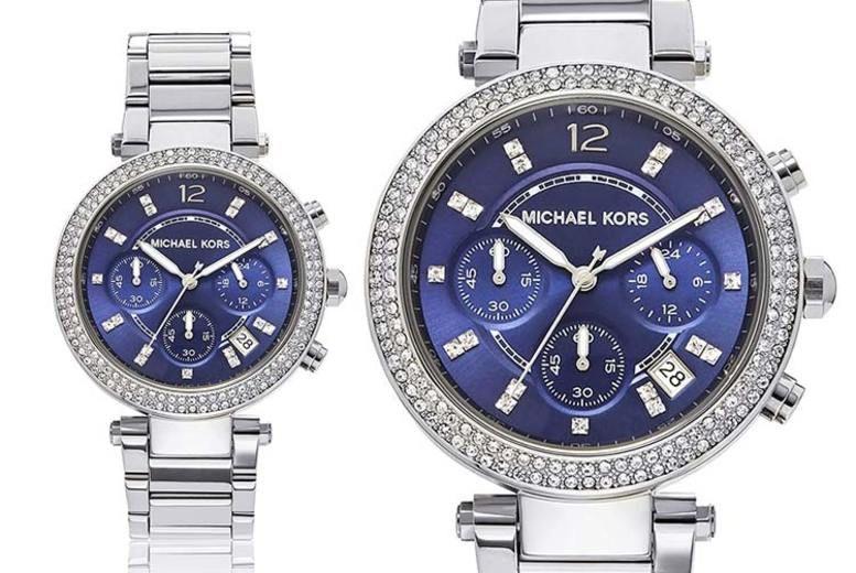 Michael Kors MK6117 Silver Ladies' Watch