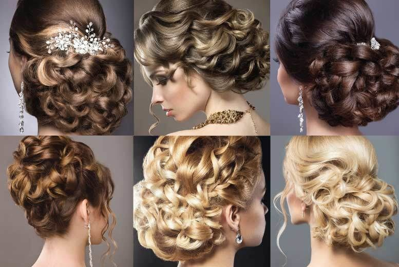 Updo Hairstyles Course | Liverpool | LivingSocial