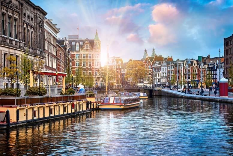 Amsterdam European City Breaks Deals In Travel Wowcher
