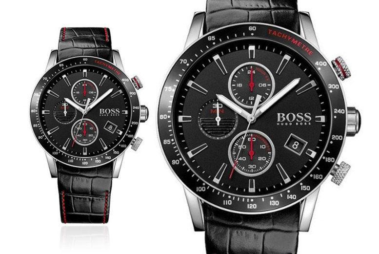 Men's Hugo Boss Black Rafale HB1513390 Chronograph Watch
