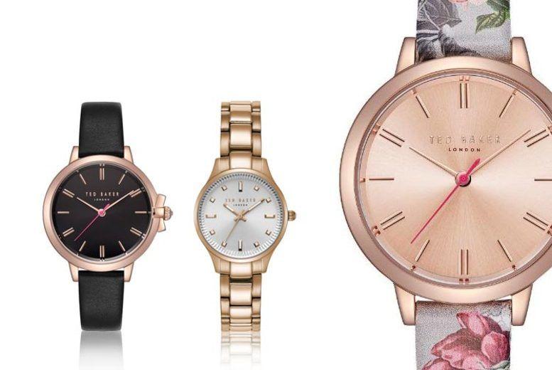 Ted Baker Ladies Watch - 25 Designs!