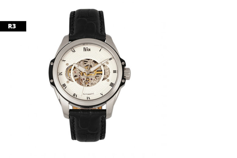 Reign Men's Automatic Watch from Henley Collection– 6 Designs (£139)