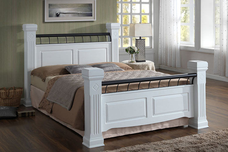 Wooden Rolo Bed - 2 Sizes Options!