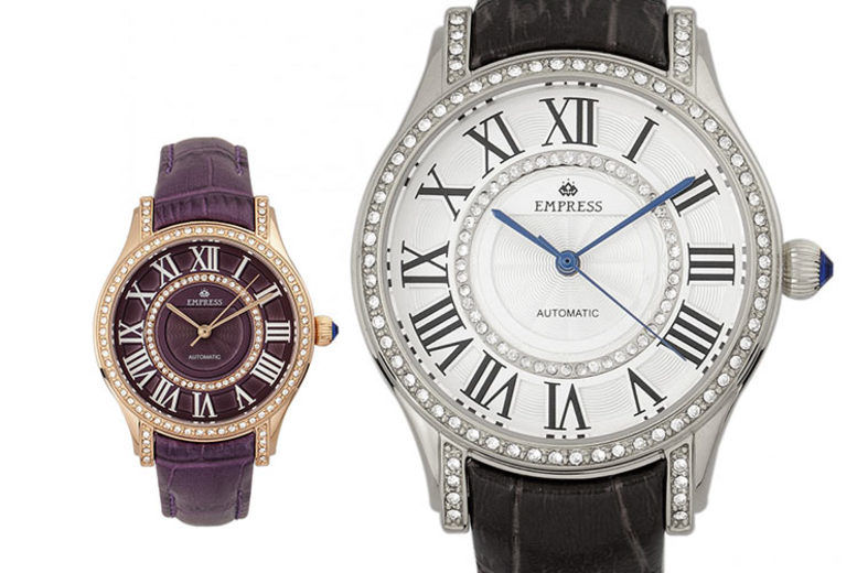 Luxury Automatic Xenia Watch – 5 Designs!