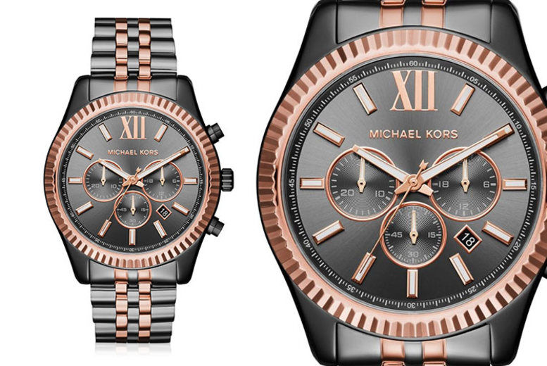 MK8561 Michael Kors Men's Lexington Watch
