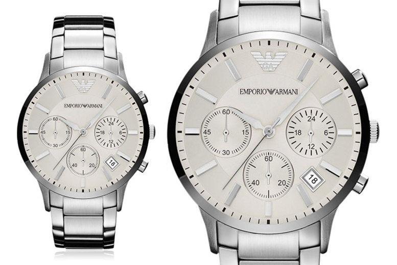 Emporio Armani Men's Chronograph Watch