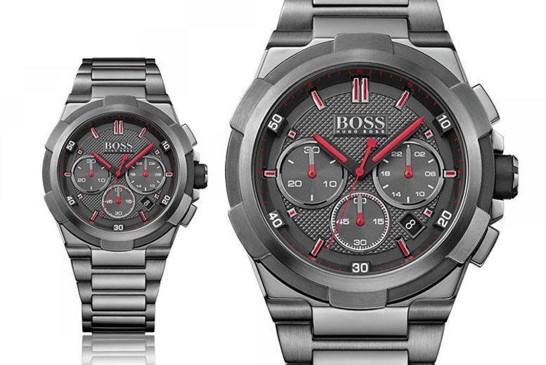 Hugo Boss Men's Supernova Chronograph Watch