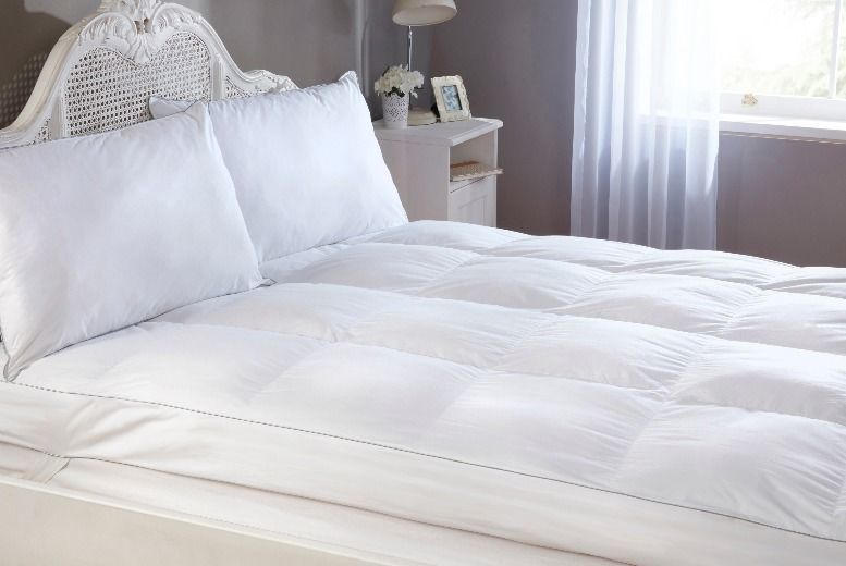 Hotel Collection 8cm Extra-Deep Mattress Topper