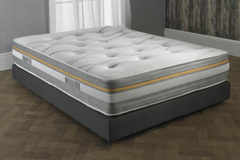 Premium Gel & Foam Hybrid Mattress – 6 Sizes!