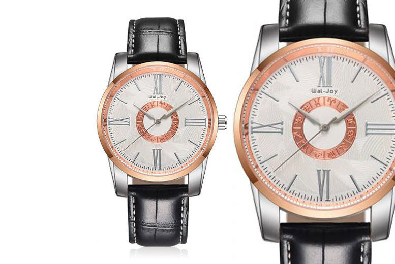 Personalised Engraved Ambassador Wristwatch