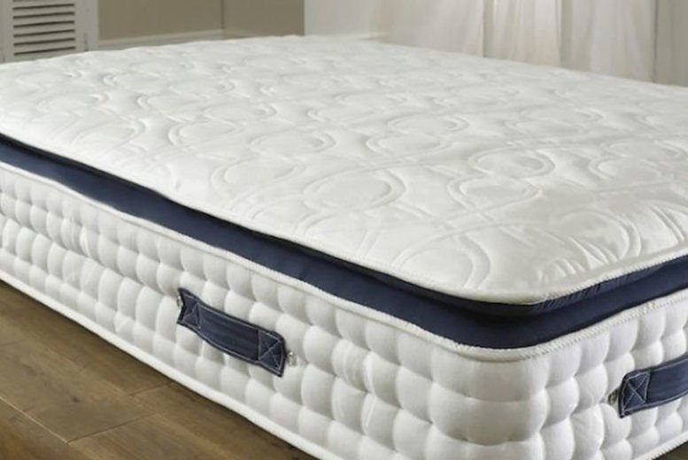 Sapphire 3000 Pocket Quilted Mattress - 6 Sizes!