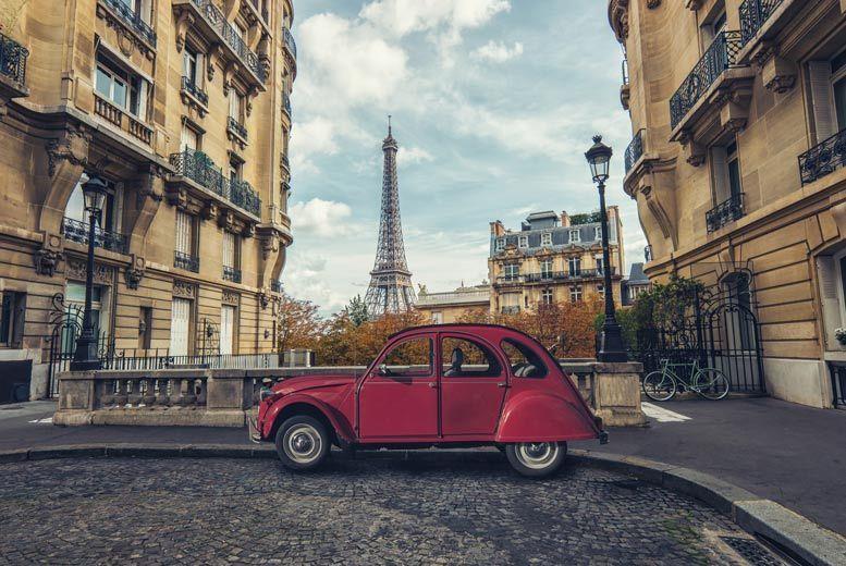 Paris Break Cruise Eurostar Travel Wowcher