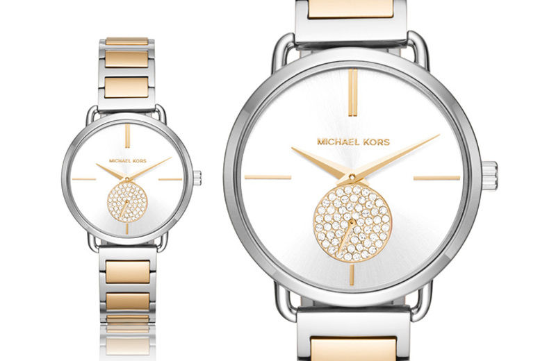 Michael Kors Ladies' MK3679 Portia Watch