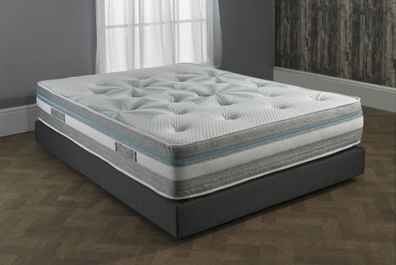 2000 GelTech Pocket Spring Mattress - 5 Sizes