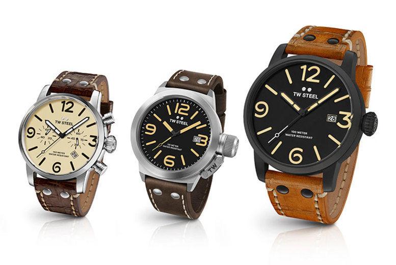 TW Steel Men's Watches - 11 Designs!