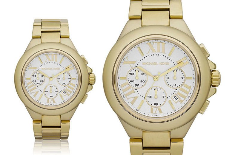 Michael Kors MK5635 Ladies' Chronograph Watch