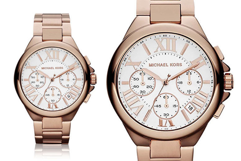 Michael Kors MK5757 Ladies' Chronograph Watch