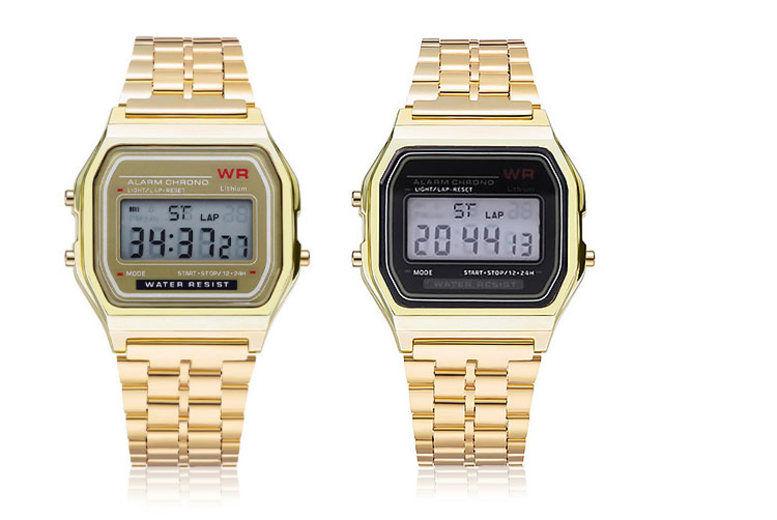 LCD Digital Wrist Watch | Shop | LivingSocial
