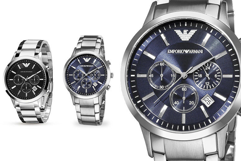 Armani Men's Watch - AR2434 or AR2448!