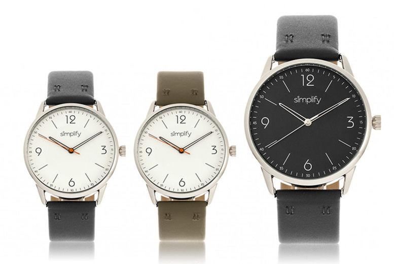 Luxury Unisex Watches - 6 Designs!