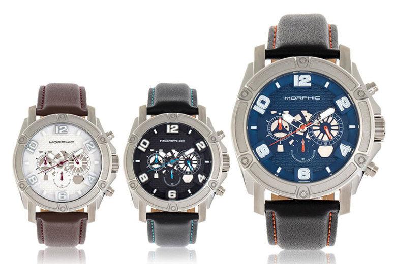 Morphic M73 Series Men's Watch - 6 Designs!