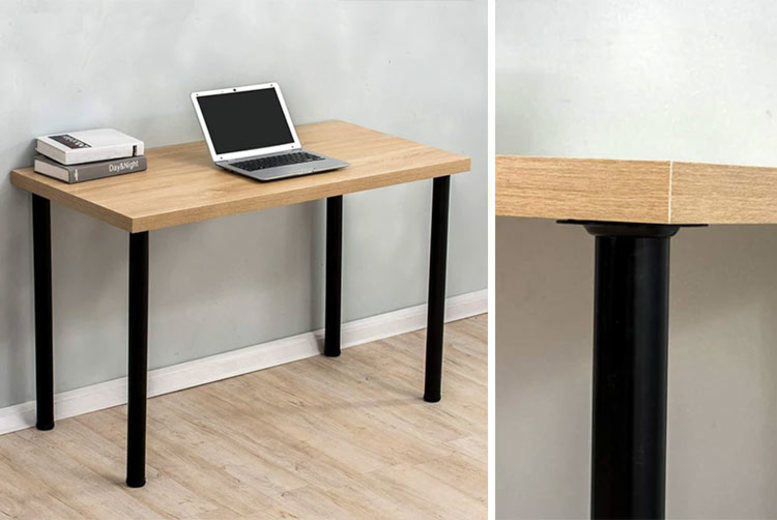 Awe Inspiring Minimal Computer Table Shop Livingsocial Download Free Architecture Designs Salvmadebymaigaardcom