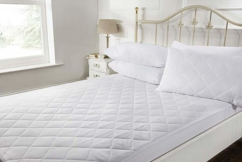 Anti Allergy Quilted Mattress Protector - 6 Sizes!