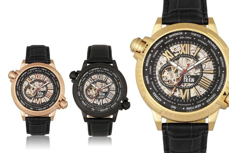 Luxury 'Thanos' Automatic Men's Watch - 7 Designs!