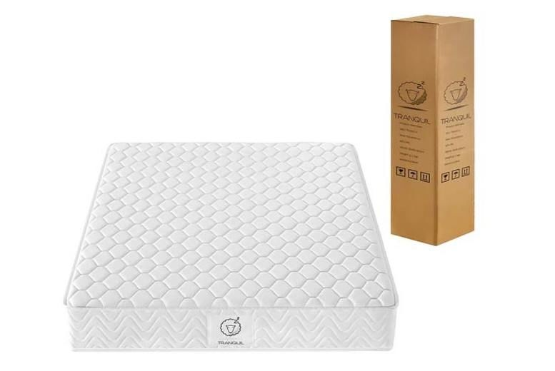Tranquil Pocket Spring Memory Foam Mattress – 3 Sizes! (from £119)
