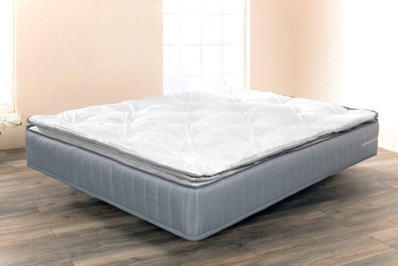 Luxury Pillow Top Mattress – 3 Sizes! (from £139.99)