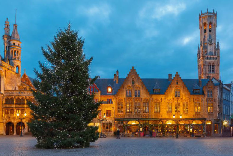Bruges Christmas Market Breaks.European Christmas Markets Escapes Livingsocial